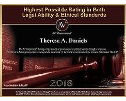 Legal Ability and Ethical Standards